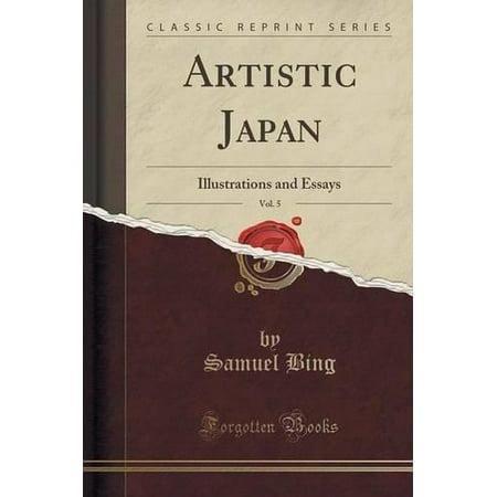 Artistic Japan  Vol  5  Illustrations And Essays  Classic Reprint