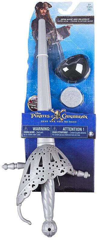 Disney Pirates of the Caribbean: Dead Men Tell No Tales Captain Salazar's Ghost Crew... by SPIN MASTER TOYS FAR EAST LIMITED