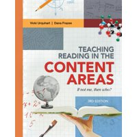 Teaching Reading in the Content Areas : If Not Me, Then Who? (Revised) (Edition 3) (Paperback)