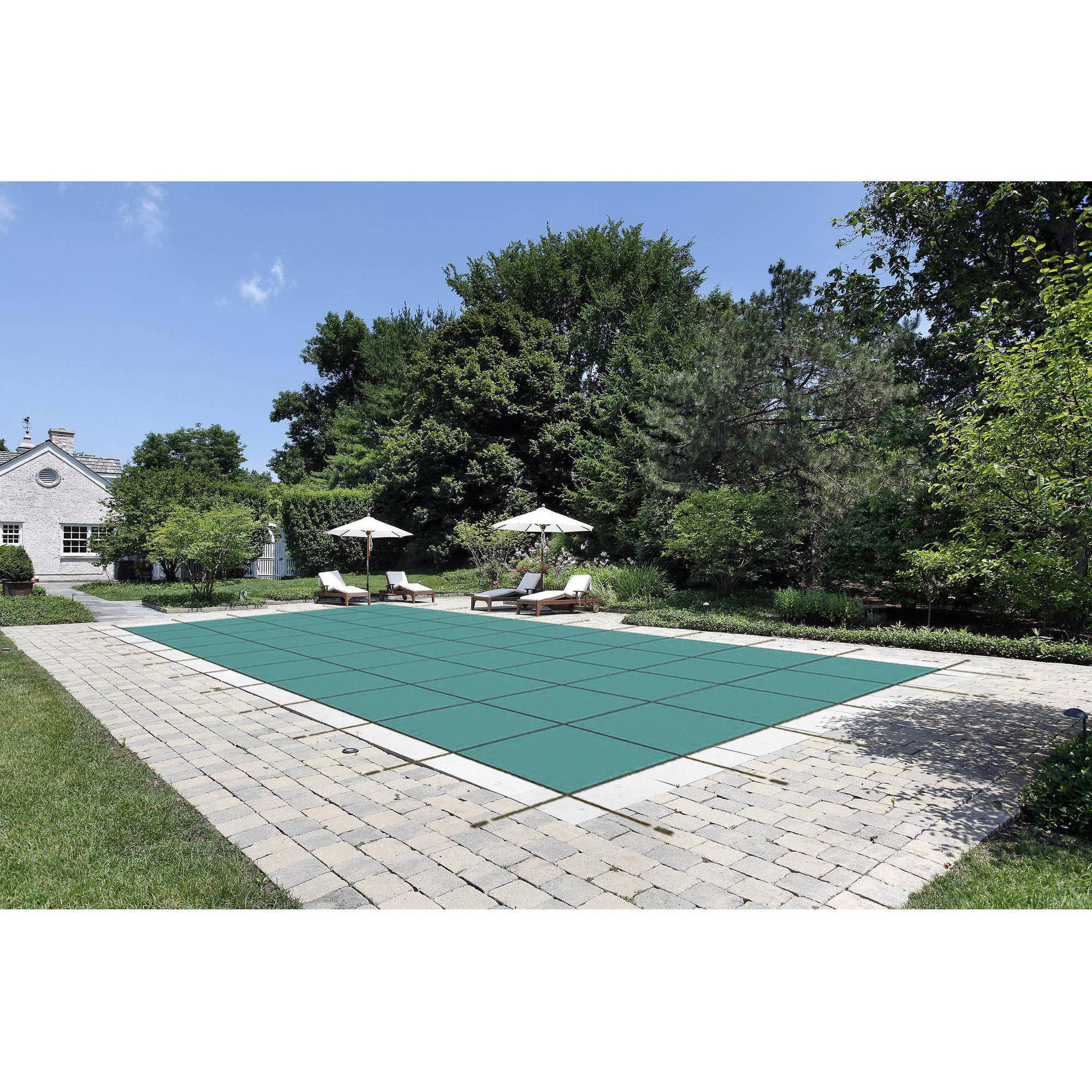 Water Warden Mesh Pool Safety Cover