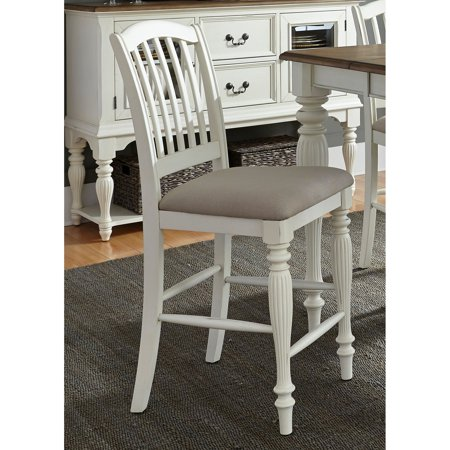 Liberty Furniture Industries Cumberland Creek Slat Back Counter Stool - Set of (Jordan Creek Center)