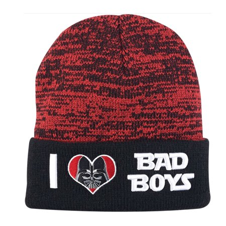 Bad Hat (Star Wars Darth Vader Bad Boys Knit Hat )