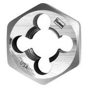 IRWIN 6952 - 14 mm-2.00 Hanson Metric HCS Solid Hexagon Die