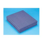 Hermell Foam Flat Surface Wheelchair Cushion, 16 X 18 X 2 Inch - 1 Ea