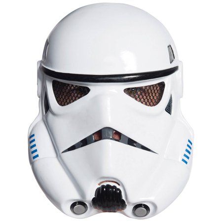 Star Wars Classic Ben Cooper Adult Stormtrooper Mask Halloween Costume Accessory
