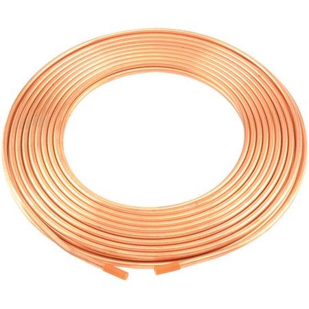 John M Frey Company Copper Refrigeration Tubing, .25