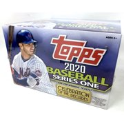 2020 Topps Series 1 Baseball Trading Card Retail Display Box