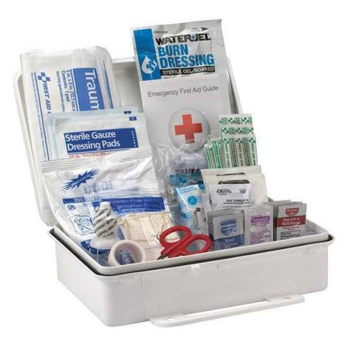 FIRST AID ONLY 54775 First Aid Kit,2-3/8 in.W x 2-3/8in.D G3111258