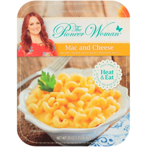 The Pioneer Woman Mac And Cheese 20 Oz Tray Walmart Com Walmart Com