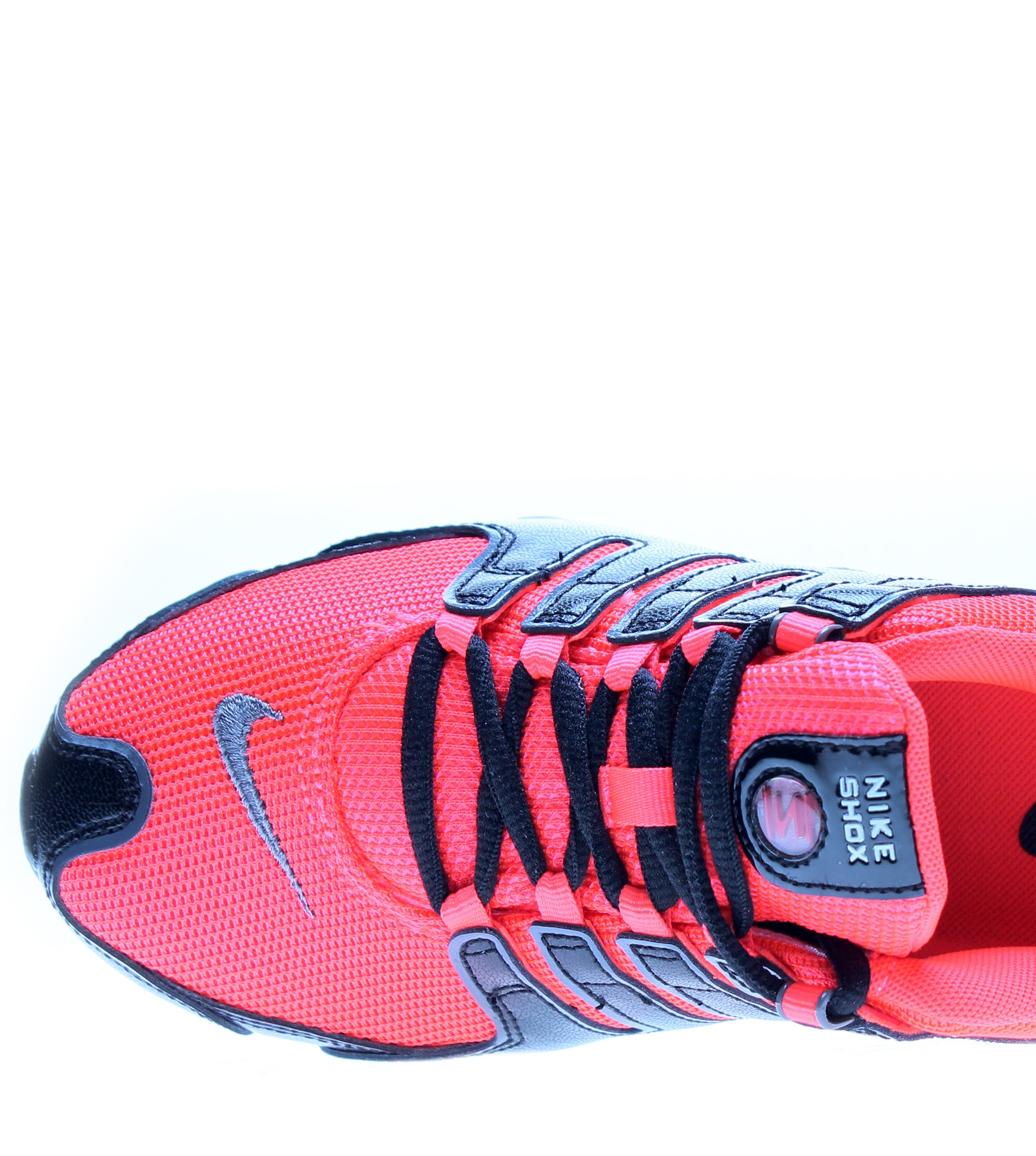 31158dda63afe6 Nike - Nike Shox NZ Laser Crimson Women s Running Shoes 636088-600 -  Walmart.com