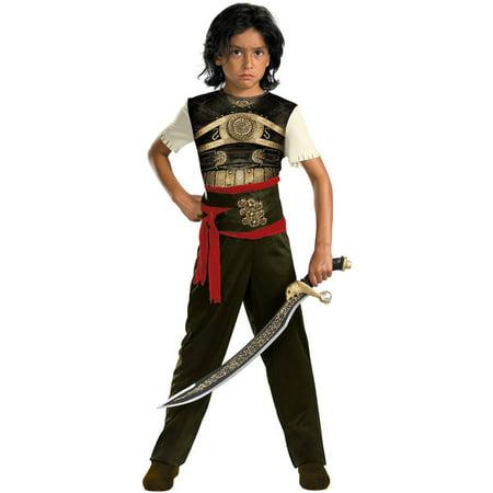 Dastan Classic Boys Child Halloween Costume, One Size, L (10-12)](R L Grime Halloween)