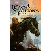 Black Stallion (Prebound): The Black Stallion's Filly (Hardcover)