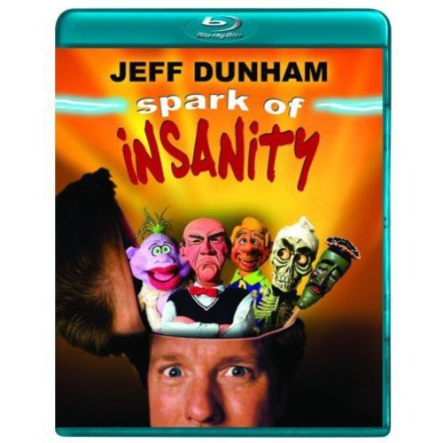 Spark Of Insanity (Blu-ray) (Widescreen)