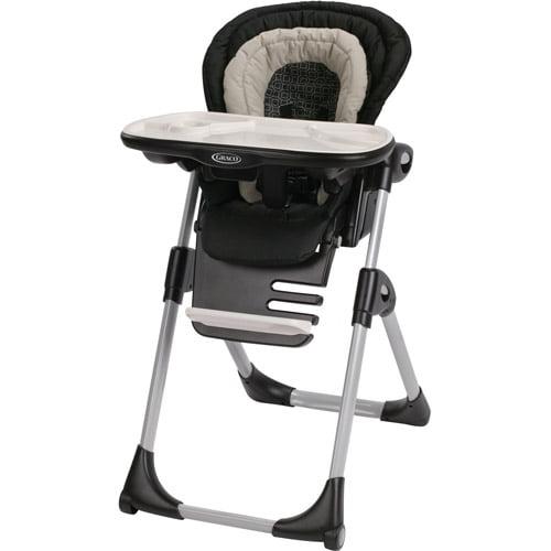 Graco Souffle High Chair, Pierce by Graco