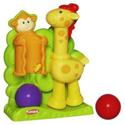 Poppin Park Kickin Giraffe Toy