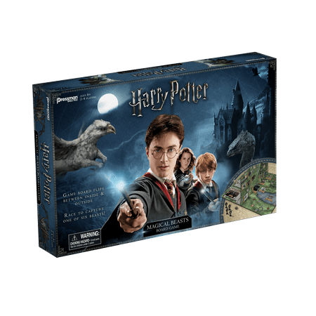 Harry Potter Magical Beasts Board Game](Harry Potter Replica Robes)
