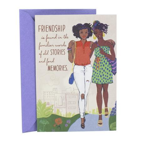 Hallmark Mahogany Birthday Card For Her Two Friends