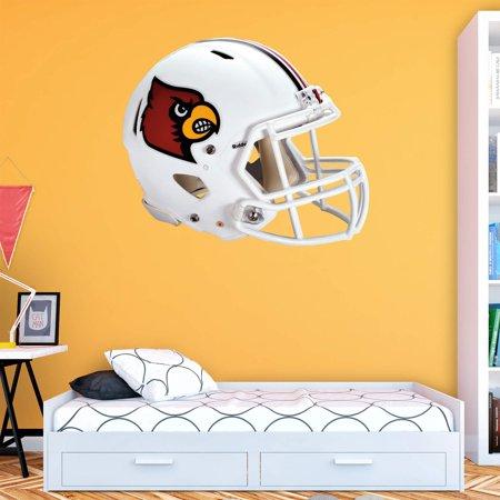 Fathead NCAA Louisville Cardinals Real Big Helmet Wall
