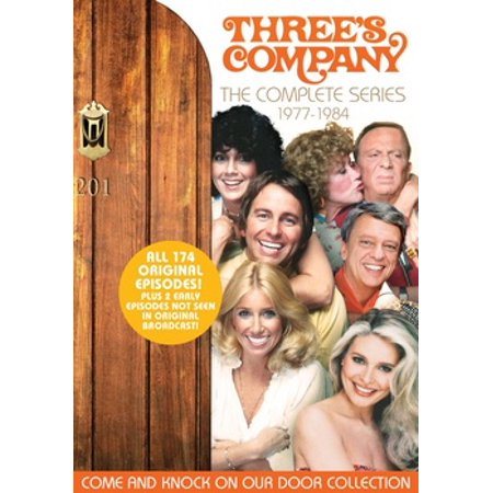 Three's Company: Season 1-8 Complete Series (DVD) (Halloween 1-8 Collection)