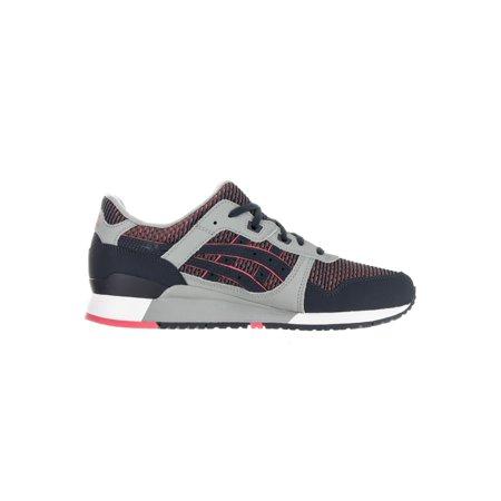87f32e9384e2 Asics Men s Gel-Lyte Iii Black   Light Grey Ankle-High Leather Running Shoe  - 8.5M