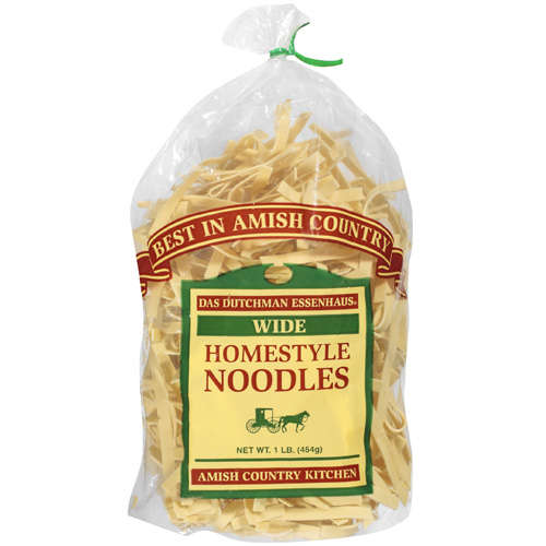 Das Dutchman Essenhaus: Wide Homestyle Noodles, 1 lb