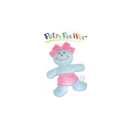 - Girl Potty Training Doll, Soft, huggable potty training doll for girls. By Potty Pee Wee