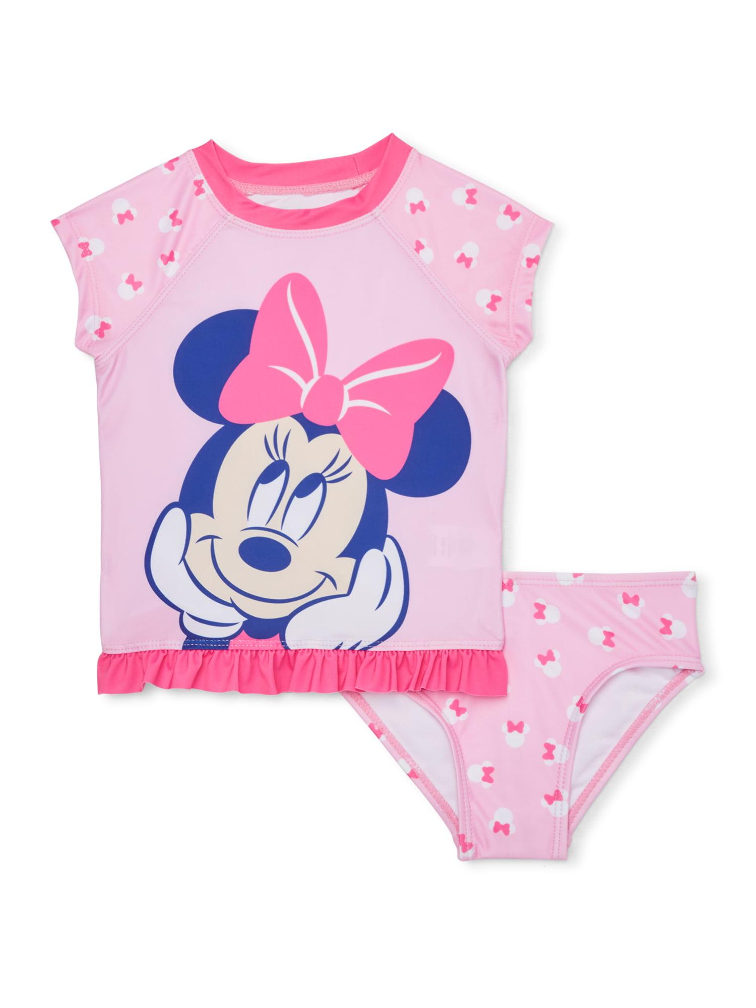 "20 Disney Minnie Mouse Face FUCHSIA PINK 6.5/"" Disposable Paper Napkins"