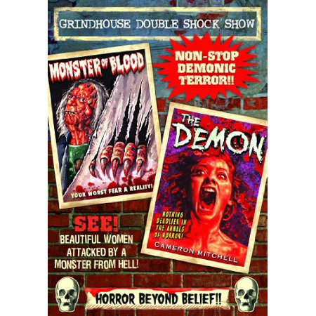 Demon (1981) / Monster of Blood (1982) (DVD) (Halloween 3 1982 Online)