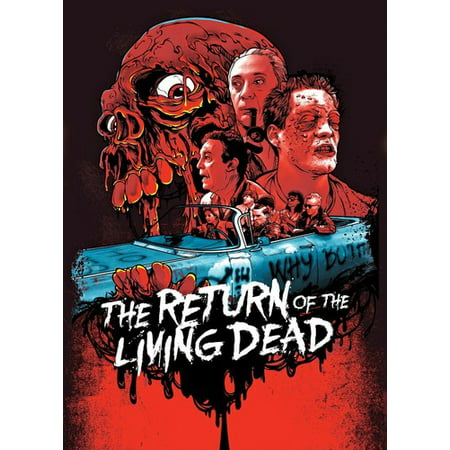 The Return of the Living Dead (DVD) ()