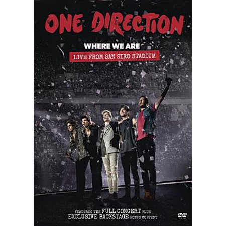 One Direction: Where We Are - Live from San Siro - One Direction Birthdays