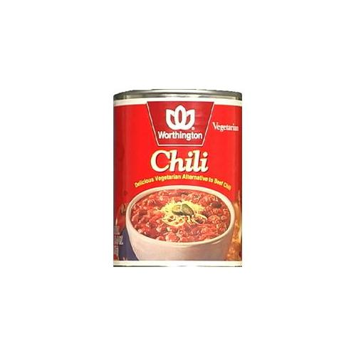 Worthington Chili 20-Ounce Cans -Pack of 12