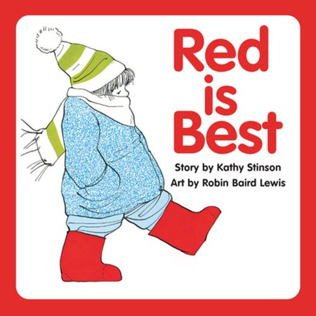 Red is Best - eBook