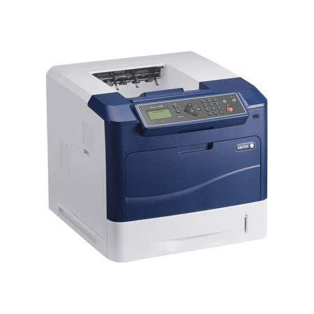 Phaser 4600/DT Laser Printer, 55PPM, Network, 2X550 Sheet Input Tray, Automatic (Dual Tray Printer)