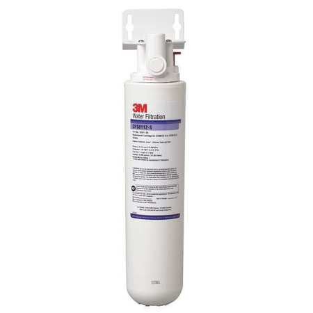 3M Water Filtration Products CFS8576-S 3/8 In FNPT Water Filter System, 1.5