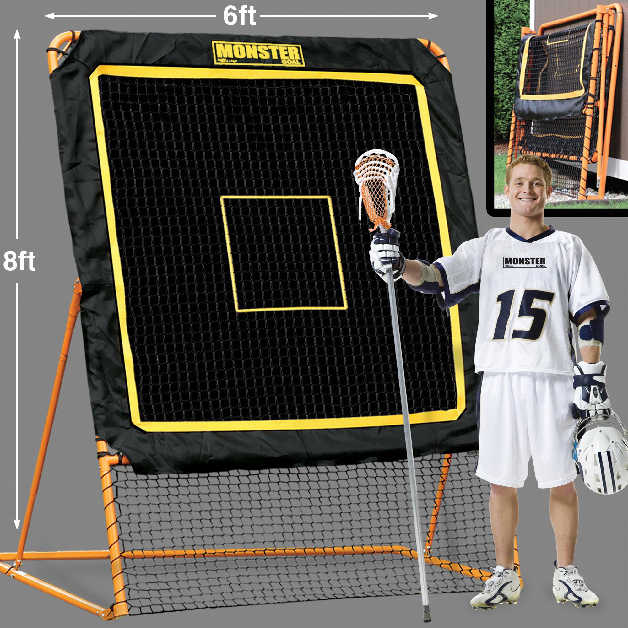 EZ Goal Lacrosse Professional Practice Rebounder
