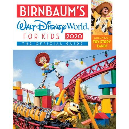 Walt Disney World Halloween Celebration (Birnbaum's 2020 Walt Disney World for Kids : The Official)