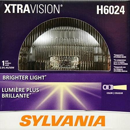 6024 Sealed Beam Headlight Wiring Diagram. Hid Conversion ... on