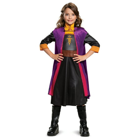 Kmart Toddler Costumes (Disney's Frozen 2 Toddler Classic Anna Halloween)