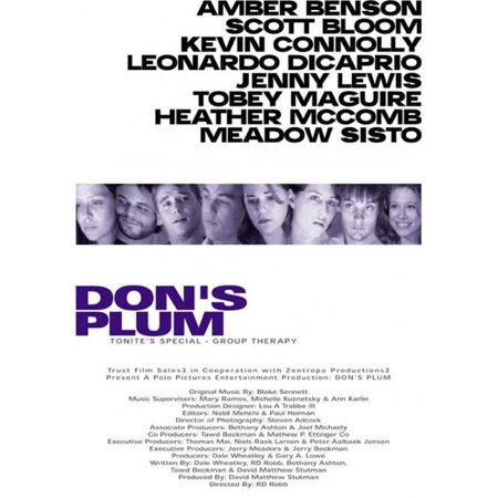 - Posterazzi MOVGB83583 Dons Plum Movie Poster - 27 x 40 in.