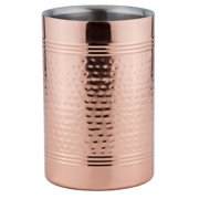 """Fez"" Décor Copper Hammered Copper Wine / Champagne Chiller"