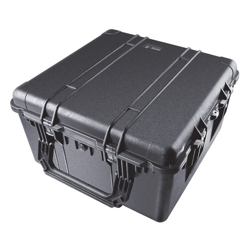 Pelican Products Equipment Case with Foam: 27.5'' x 27.19'' x 16.31''