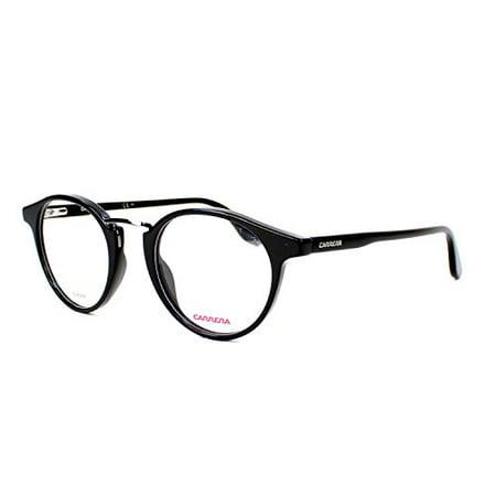 Carrera 6645 Eyeglass Frames CA6645-0807-4721 - Black Frame, Lens ...