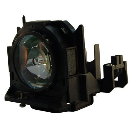 Lutema Projector Replacement Lamp with Housing / Bulb for Panasonic PT-DW6300UK (Lamp Panasonic Replacement Projector Bulb)