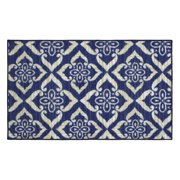 Structures Catarina Textured Printed Accent Rug