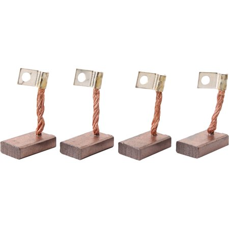 DB Electrical SBO7559 New Brush Set Bosch Starter-Generator For Golf Carts, 23.5mm x 14mm x 6mm x 31mm 05726861 BX1884 21015 000-154-02-14 5600735594 870840 2-014-320-012 2-017-014-102 2-017-014-103 ()