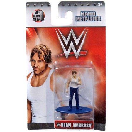 WWE Wrestling Nano Metalfigs Dean Ambrose Diecast Figure - Wwe Halloween Dean Ambrose