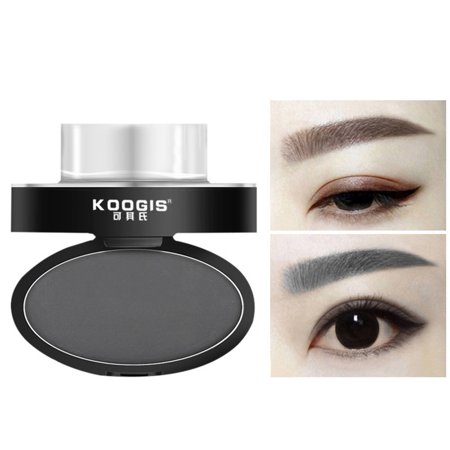 Eyebrow Stamp For Perfect 3 Second Brow Stamps Powder Natural Looking Eyebrows