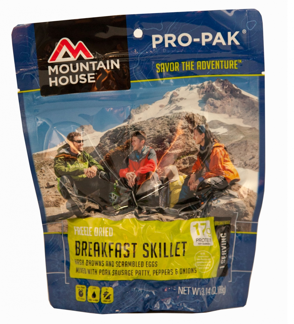 Mountain House (6 Pack) Breakfast Skillet Pro-Pak by Mountain House
