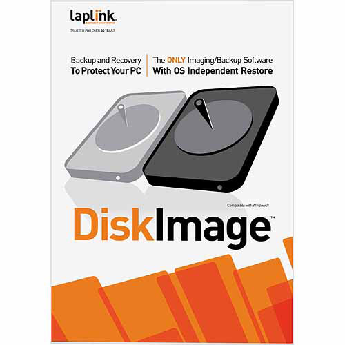 Laplink Software PAFGDIMG7P0RTDEN DiskImage (Digital Code)