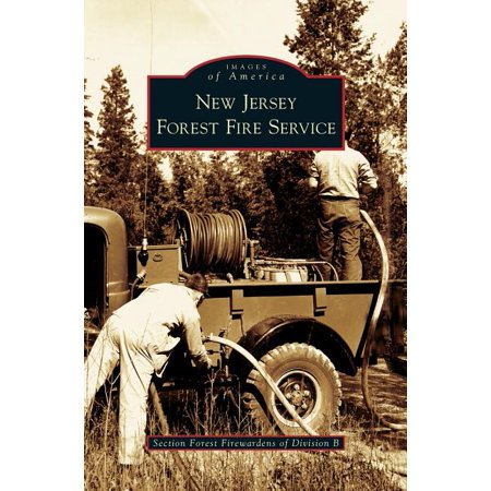 New Jersey Forest Fire Service (Hardcover)